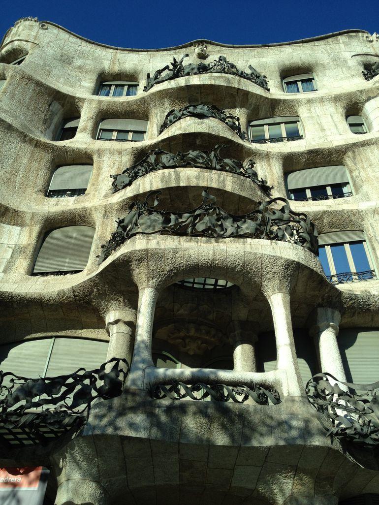 Gaudi Building - Barcelona