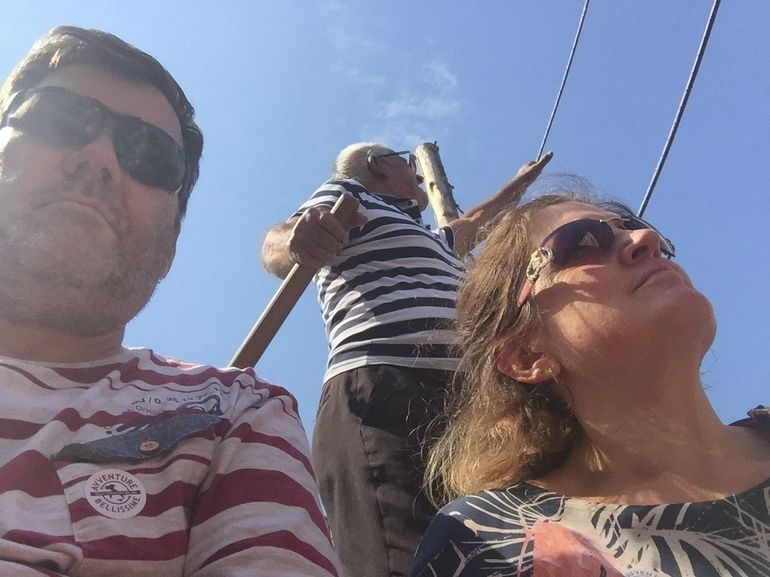 Venice Gondola Ride and Serenade with Dinner photo 23