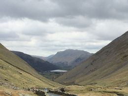 1st stop of the tour and we were rewarded with a great view from Kirkstone Pass , judy - May 2015