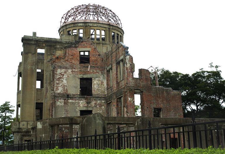 Hiroshima - Kyoto