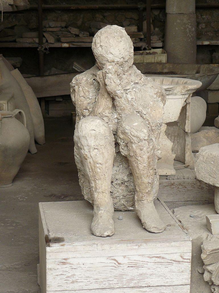 In Pompeii - Naples