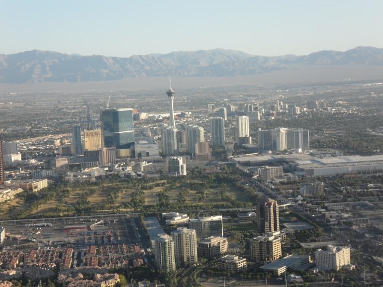 Las Vegas, too. - Las Vegas