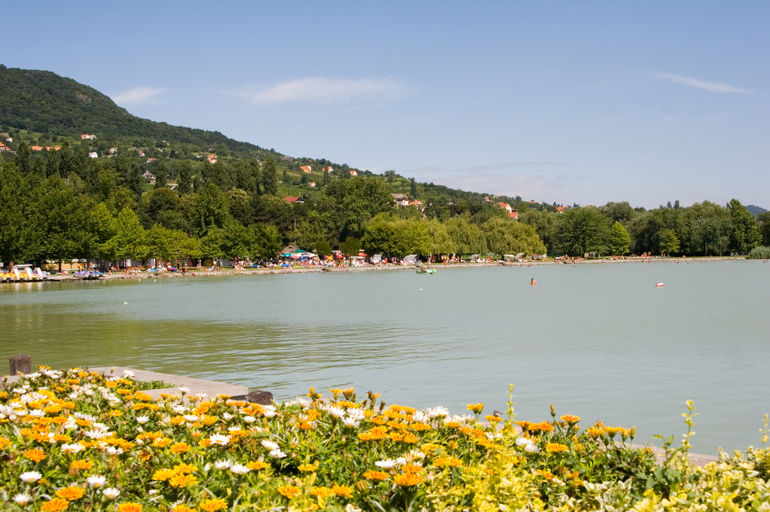 Lido at Lake Balaton - Budapest
