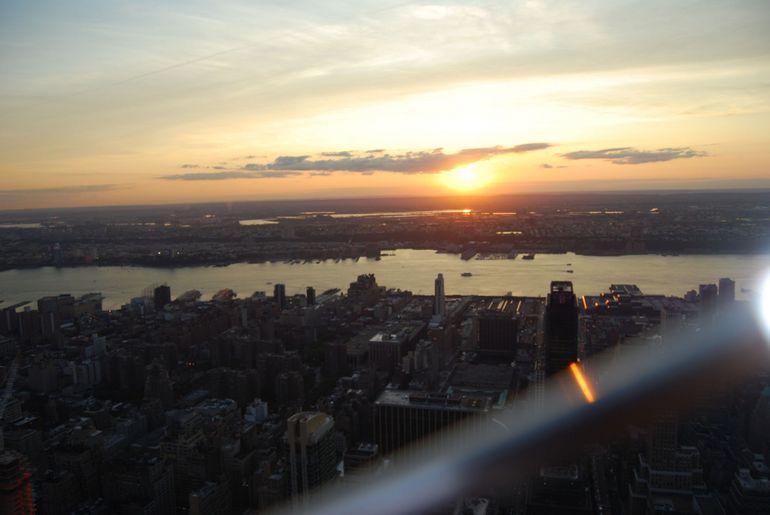 NJ never looked so good. - New York City
