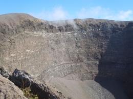 volcano, Rachel R - October 2010