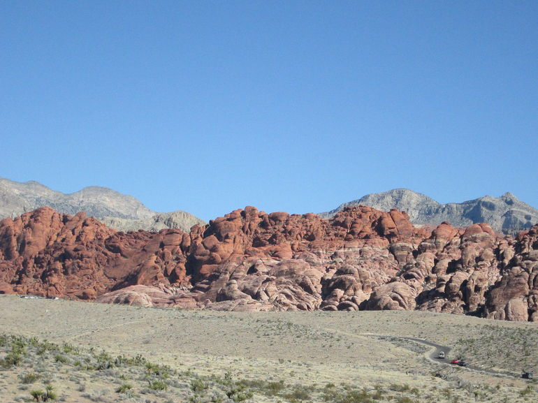 Red Rock Canyon II - Las Vegas