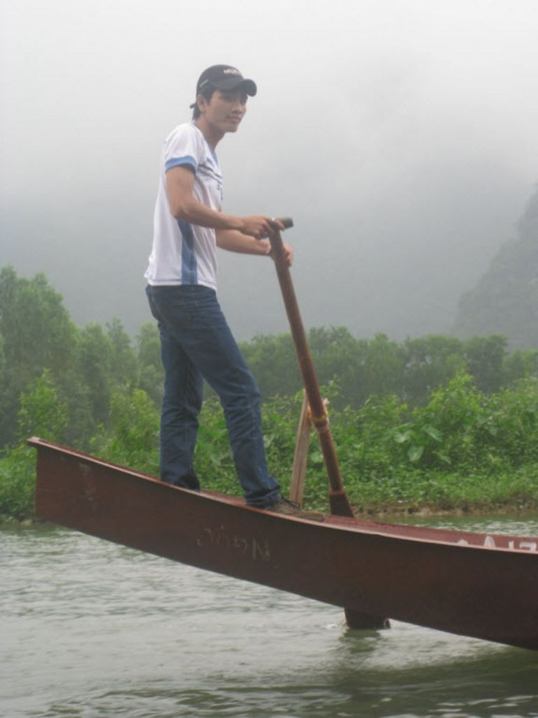 Rower - Hanoi