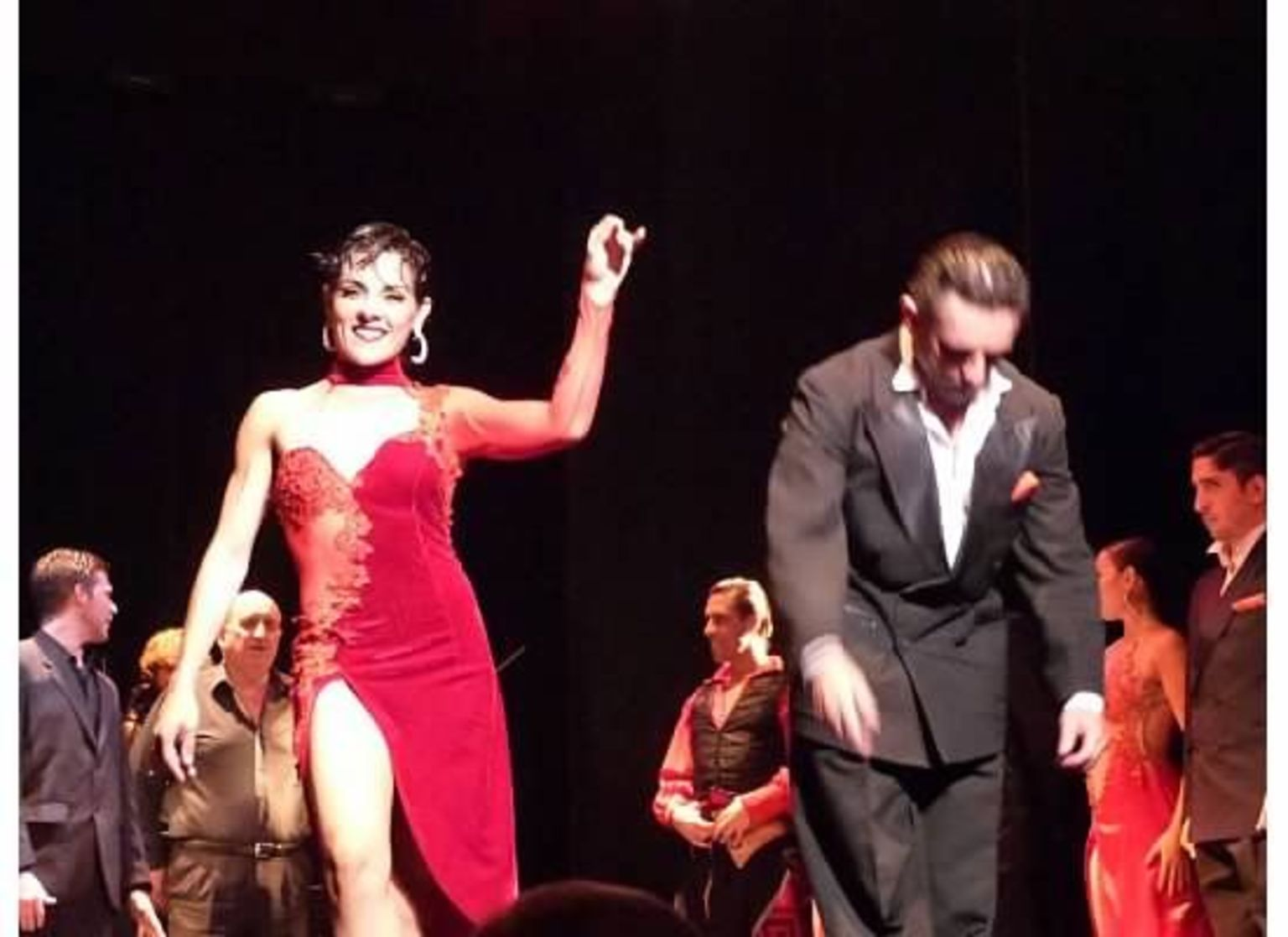 MORE PHOTOS, Piazzolla Tango Show and Dinner in Buenos Aires