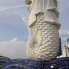 Photo of Singapore Private Tour: Singapore City Half-Day Tour The ladies in front of the Merlion