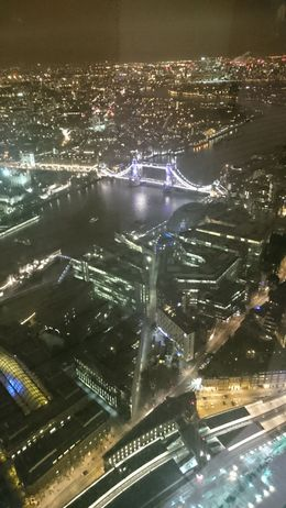 View from The Shard - October 2015