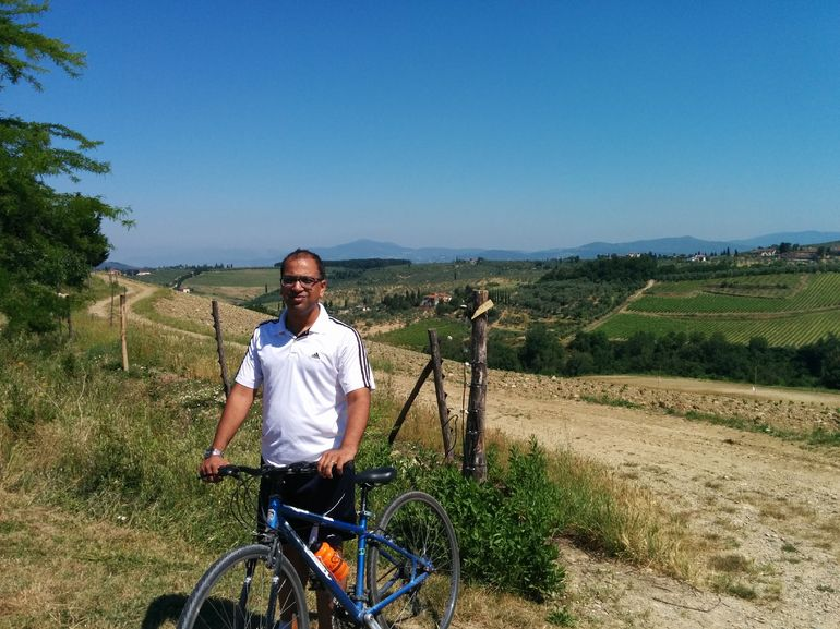 Tuscany Bike or E-Bike Tour from Florence with Tuscan lunch photo 14
