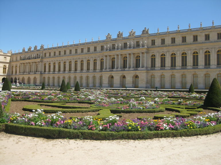 Versailles Palace and Garden 17 July 2012 - Paris