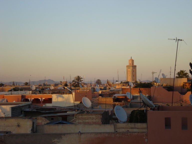 View of Marrakech - Marrakech