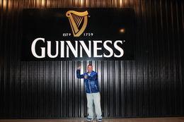 Time for the Guinness tour! , Destini K - November 2012