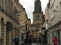 Beautiful street in Bath , Jessica H - June 2017