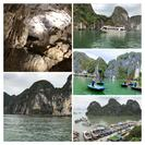 6 Hours Halong Bay Cruise On Titop Island & Swimming -go By New Highway, Halong Bay, VIETNAM