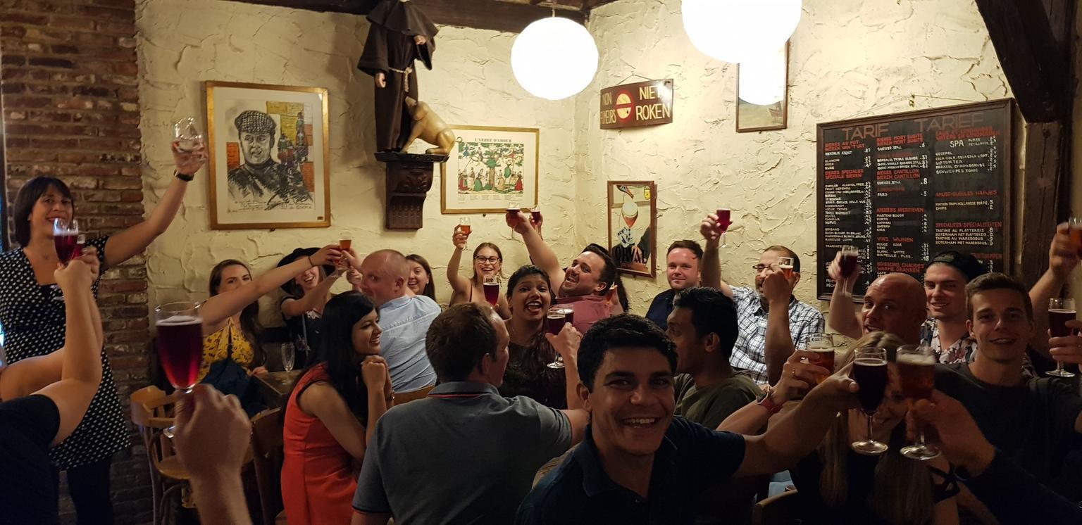 MÁS FOTOS, 3-hour Beer Tasting Tour in Brussels