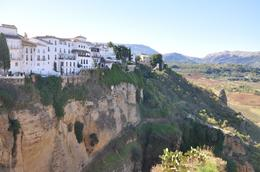 Tajo Gorge. Beautiful views , kands - November 2012