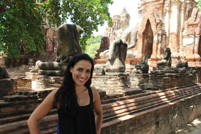 Ayutthaya - Bangkok