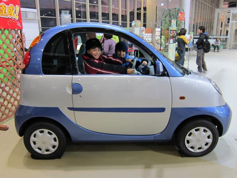 Cheesy car! - Tokyo