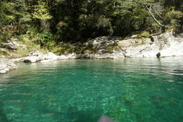 Side trip up to a mountain pool., Tighthead Prop - March 2014