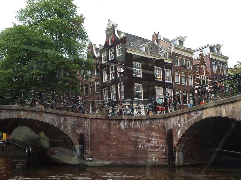 En ballade sur les canaux d'Amsterdam - Amsterdam