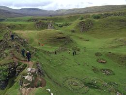 Fairy Glen on the Isle of Skye, lgs888 - June 2014