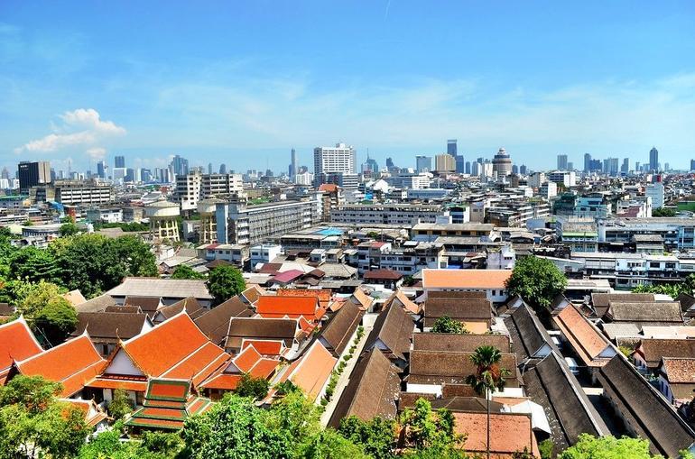 Golden Mount - Bangkok
