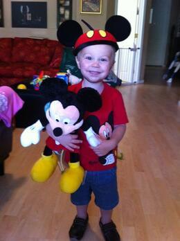 Making dreams come true! - October 2011