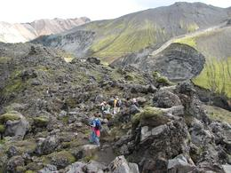 Our hke at Lanmannalauger National Park.....doesn't it look like we are on the moon? , eldeedee - September 2012