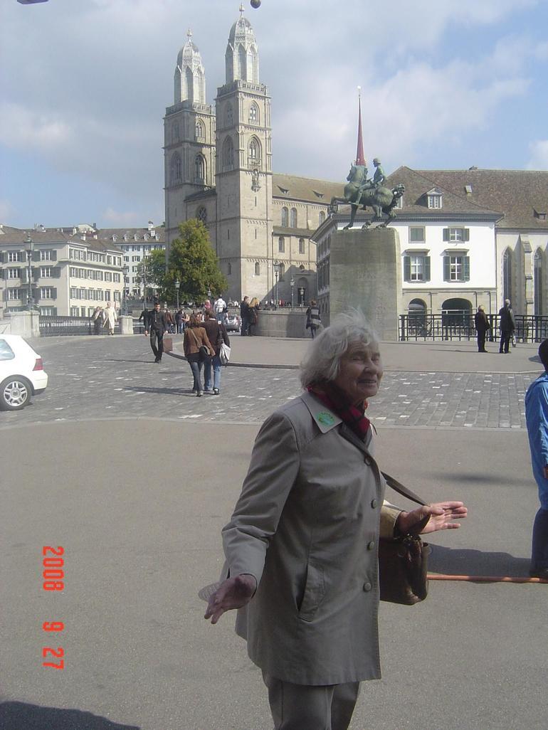 In the City - Zurich