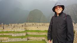 Me in Machu Picchu , Artur Ribeiro - October 2014