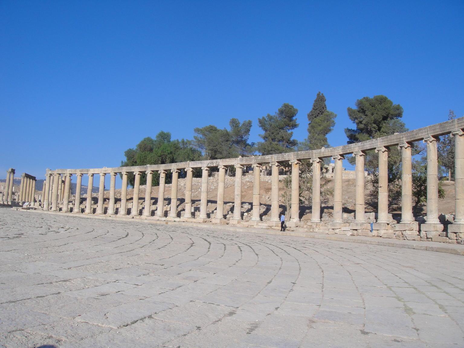 MÁS FOTOS, Excursión Privada Medio Dia a Jerash desde Amman