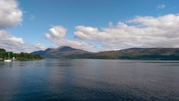 Loch Lomond view , Vishnu - September 2014