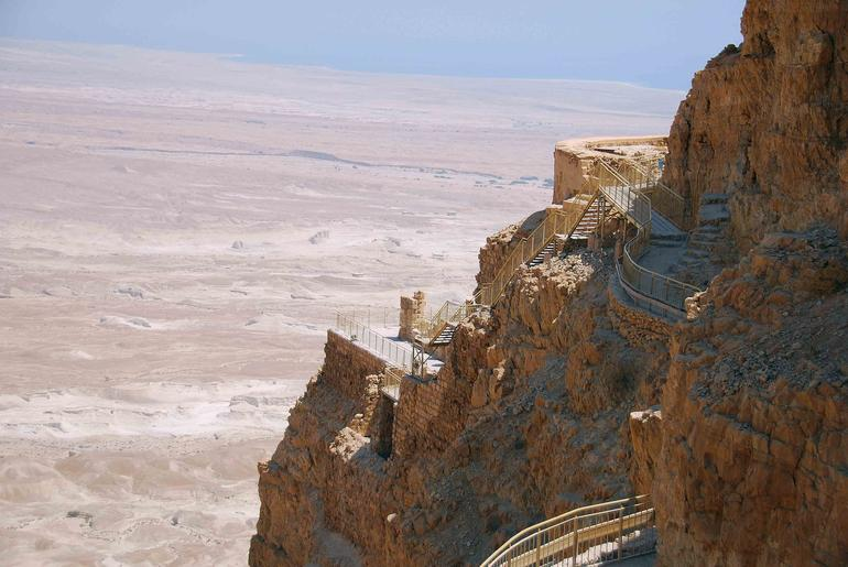 Masada - Jerusalem