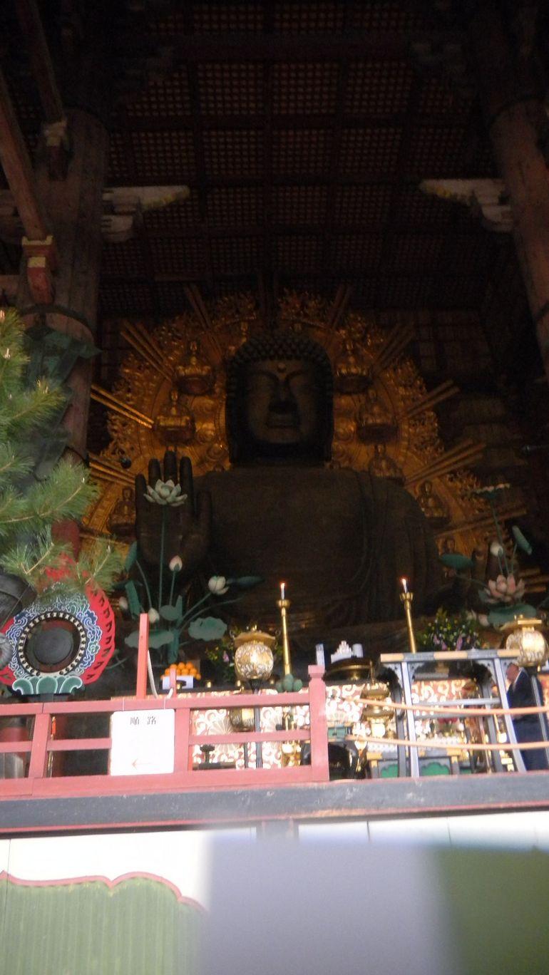 Nara Afternoon: Buddah - Kyoto