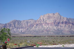 A view from the road leading to the Indian Roasting Pits in Red Rock Canyon. , Rowdy 49 - June 2011