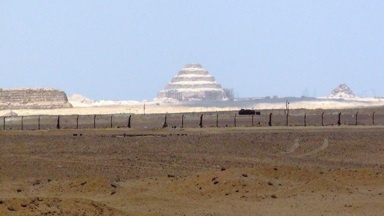 Saqqara - Cairo