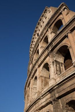 Taken whist on the Skip the Line: Ancient Rome and Colosseum Half-Day Walking Tour, August 2014 , Philip C - September 2014