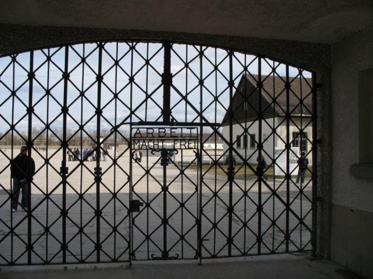 The gates. - Munich