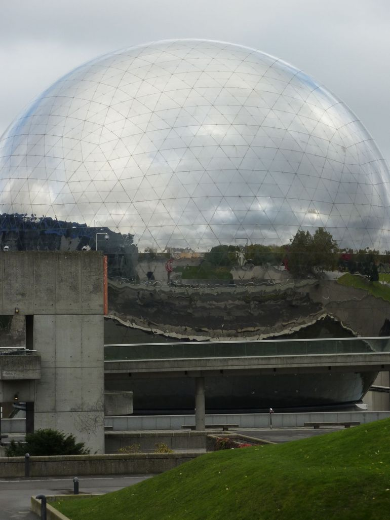 The Geode, Parc de la Villette - Paris
