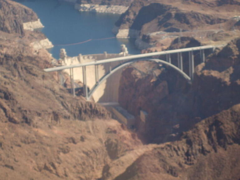 The Hoover Dam - Las Vegas