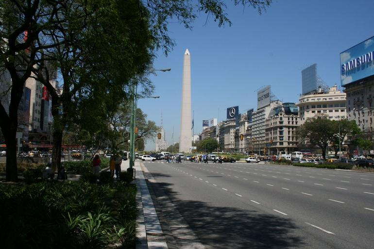The Obolisque - Buenos Aires