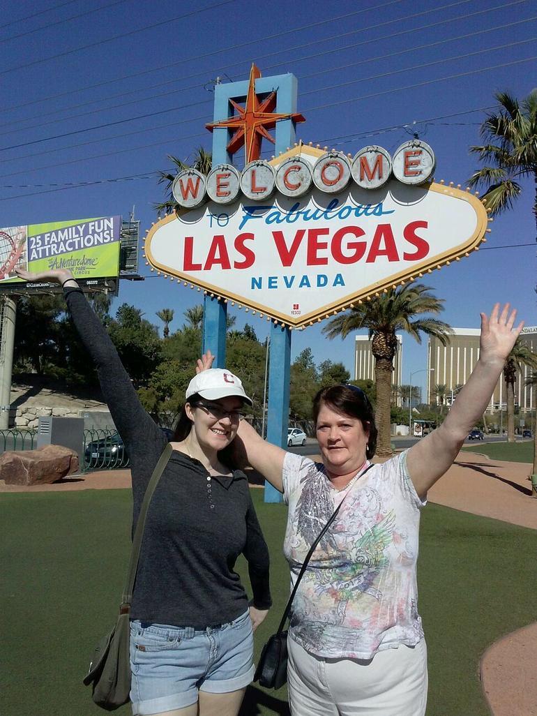 Vegas Sign - Las Vegas
