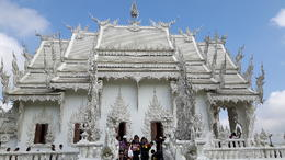 The White Temple , Michael K - December 2016