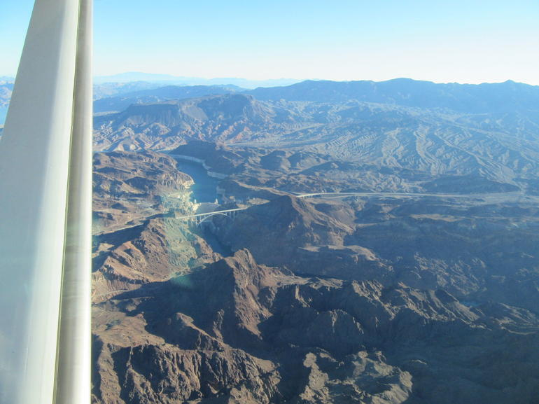 Grand Canyon West Rim Airplane Tour