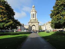 Trinity College , Jo M - October 2017