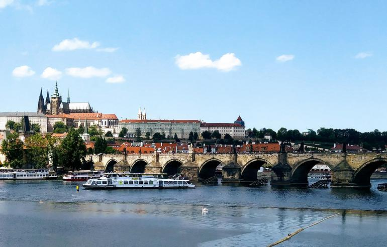 Private Full Day Tour to Prague with a Local Guide from Vienna