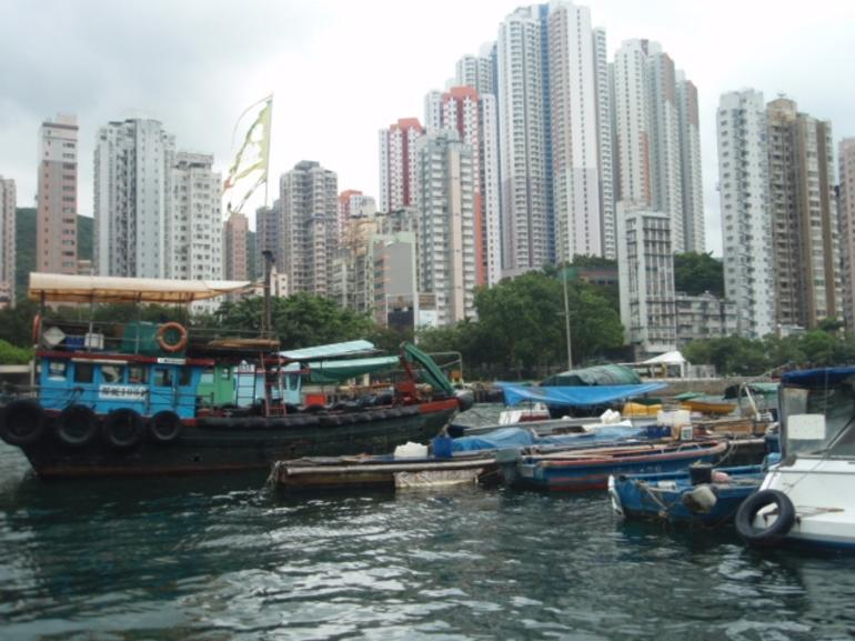 aberdeen harbour - Hong Kong
