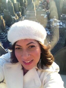 Rockefeller Center NYC January 2014 , Brandy M - January 2014